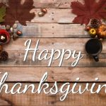 Happy Thanksgiving 2019 from Hinckley Tax Service to your family