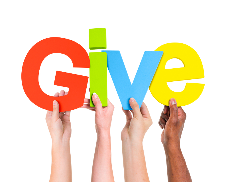 How Year-End Giving Changes You by Rich Rhodes
