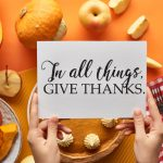 Cultivating Gratitude for Thanksgiving 2020 in Cleveland
